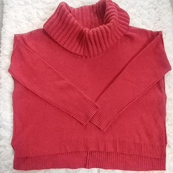 RACHEL Rachel Roy Sweaters - Rachel Roy Asymmetrical Oversized Sweater